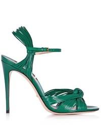 Allie leather high heel sandals medium 824055
