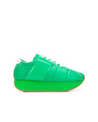 Marni Big Foot Sneakers