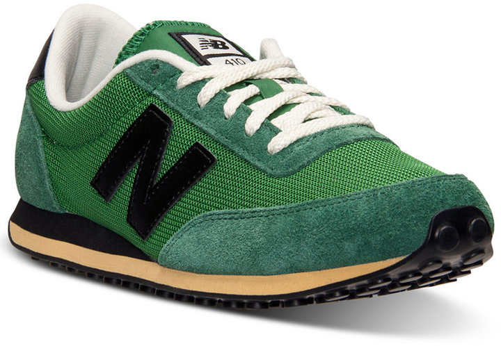 265fa6492b3 usa 410 casual sneakers from finish line. green low top sneakers by new  balance b0d7e