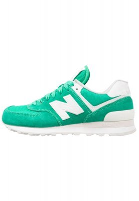 best service d47b5 7b4aa £55.24, New Balance Ml574 Trainers Green