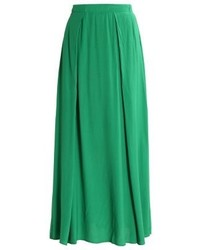 Maxi skirt green medium 3904824