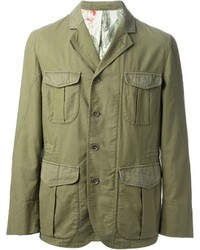 Military style jacket medium 331275