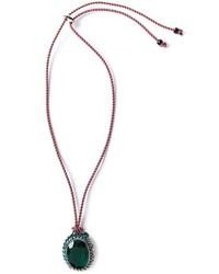 Gabriele Frantzen Embellished Pendant Necklace