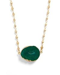 Panacea Pendant Necklace
