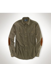 Polo Ralph Lauren Custom Fit Plaid Workshirt