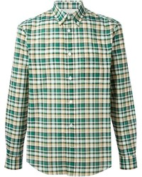 Ishwerwood check shirt medium 316748