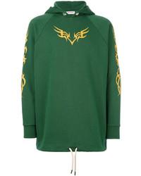 Printed hoodie medium 4423792