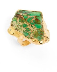 Sole Society Natural Stone Ring