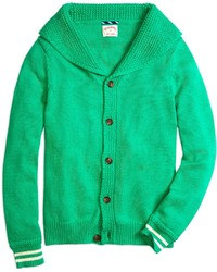 Green shawl cardigan original 2468103
