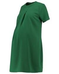 Spring Maternity Carla Summer Dress Green