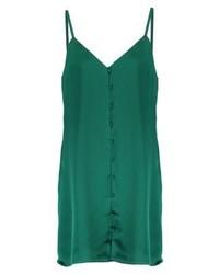Fashion Union Kendra Summer Dress Green