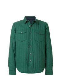 Green Shirt Jacket