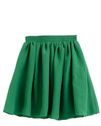 Green skater skirt original 1483521