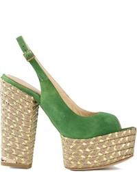 Chunky heel sandals medium 320000
