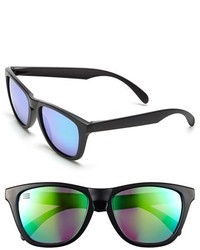 Blenders Eyewear Deep Space Venus L Series 67mm Mirrored Sunglasses