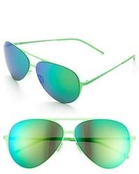 Italia Independent I Thin 60mm Aviator Sunglasses