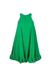 MSGM Sleeveless Swing Dress