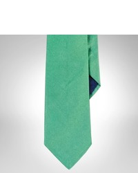 Polo Ralph Lauren Solid English Repp Tie