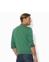 Polo Ralph Lauren Merino Wool V Neck