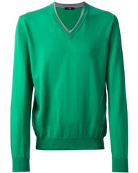 Fay V Neck Sweater