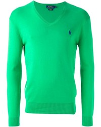 Polo Ralph Lauren V Neck Sweater