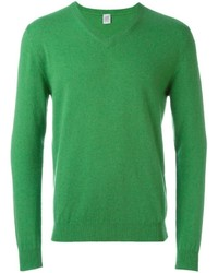 Eleventy V Neck Sweater