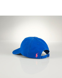 Polo Ralph Lauren Neon Crossed Mallets Cap