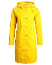 Ilse Jacobsen Rain Waterproof Jacket Cyber Yellow