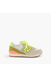 Green-Yellow Sneakers