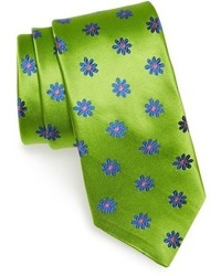 Green-Yellow Tie