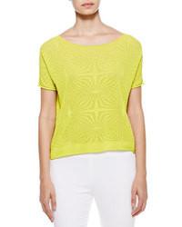 Green-Yellow Top