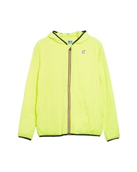 Green-Yellow Windbreaker