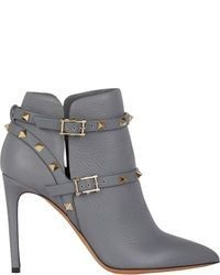 Grey ankle boots original 1628259
