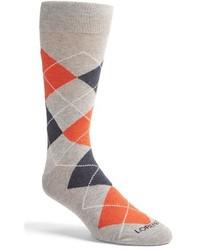 Lorenzo Uomo Argyle Filati Socks