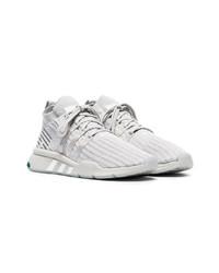21a080f45b15 ... adidas Grey Eqt Bask Adv Sneakers ...