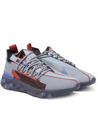 Nike React Runner Wr Ispa Mesh Sneakers