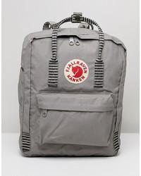 FjallRaven Kanken Backpack In Grey