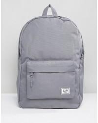 Herschel Supply Co Classic Backpack In Gray