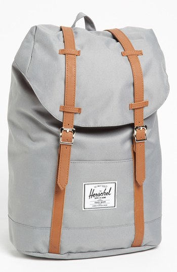 Herschel Supply Co Retreat Backpack, £61   Nordstrom   Lookastic UK 5a285ddc7a