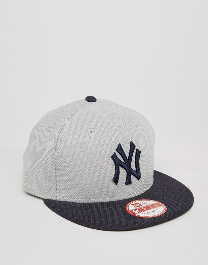 ... New Era 9 Fifty Snapback Cap Diamond Era Ny Yankees ... b69eeb7f2a7