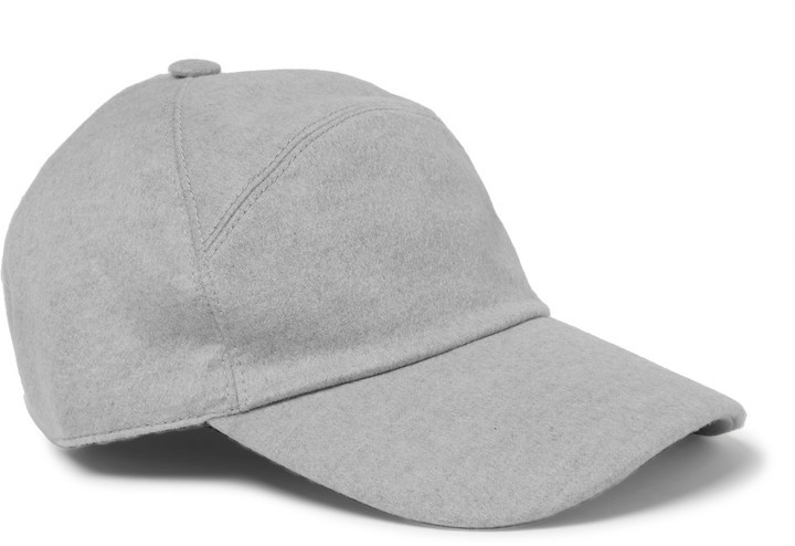 Storm System Baby Cashmere Baseball Cap Loro Piana mP2sNNT