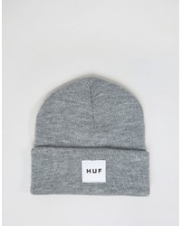 HUF Beanie With Box Logo