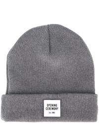 Opening Ceremony Logo Patch Beanie