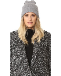 Kate Spade New York Solid Bow Knit Hat