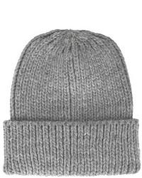 Topshop Rib Knit Beanie