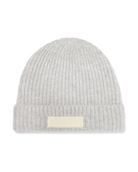 RE/DONE Ribbed Cashmere Beanie