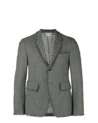 Thom Browne Frayed Edge Sport Coat