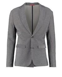 Jack & Jones Jprharry Slim Fit Suit Jacket Light Grey Melange