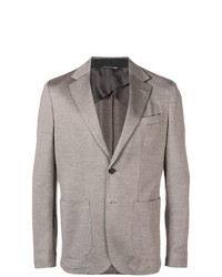 Canali Relaxed Blazer