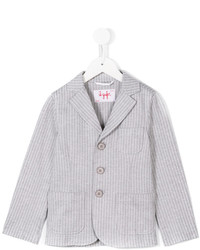 Il Gufo Striped Blazer